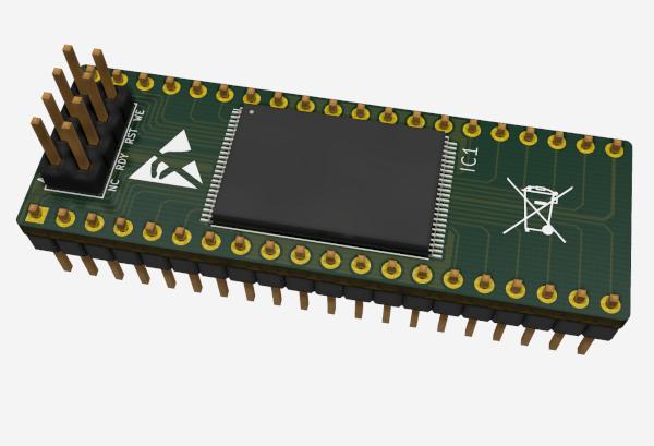 Amiga Flash ROM Adapter